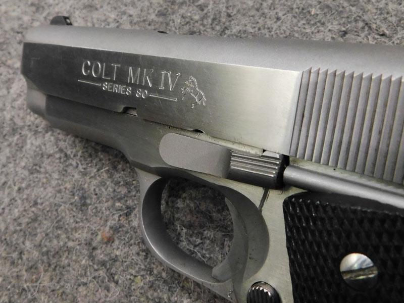 Colt Officer's