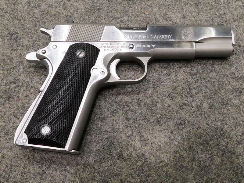Springfield 1911 A1 usata