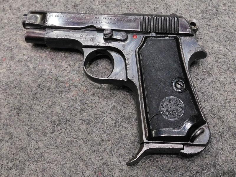Beretta 35 anno 1940