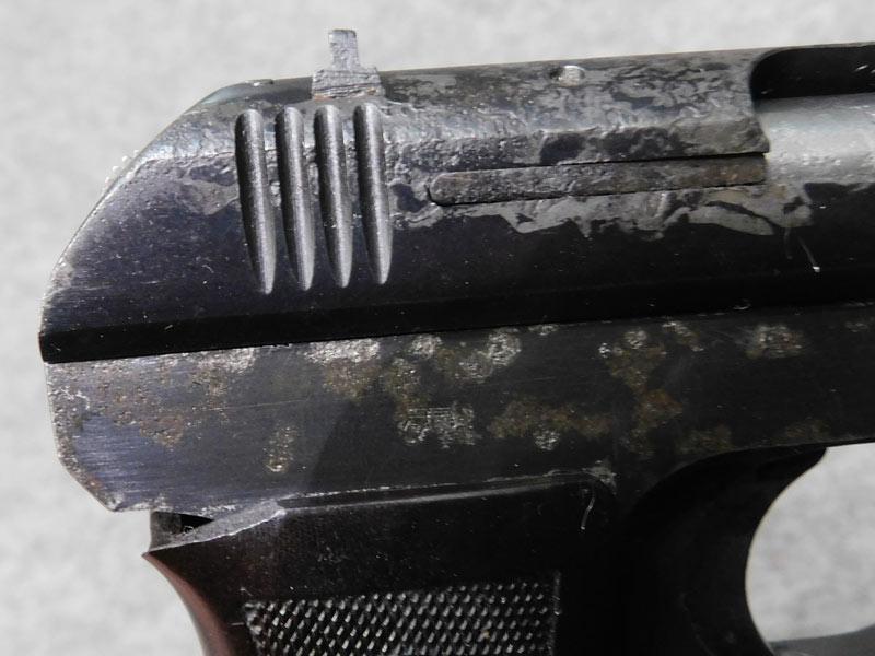 C.Z. P 27 Waffenamt