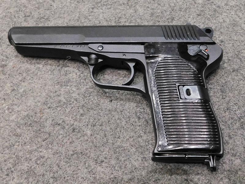 pistola C.Z. VZ52