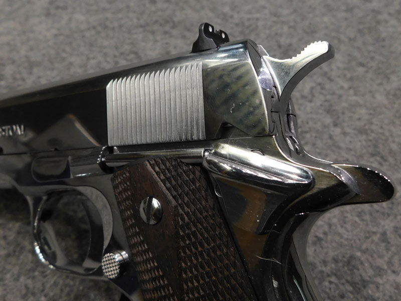 Colt Custom 38 Superauto