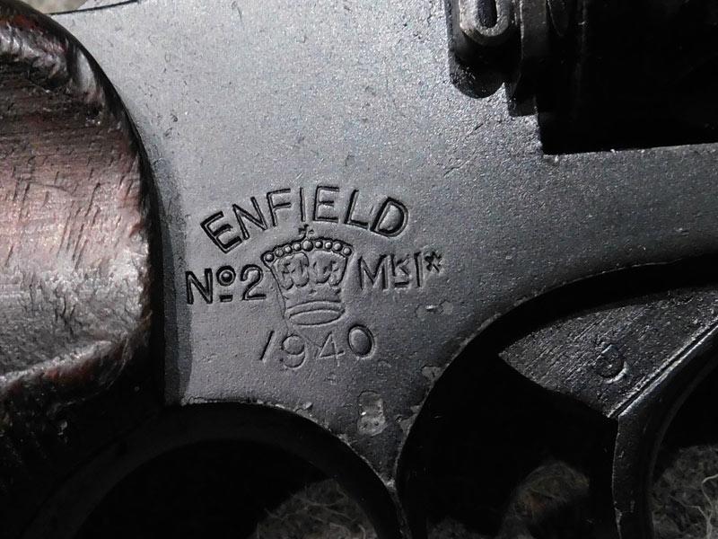 Enfield N°2 MK I*