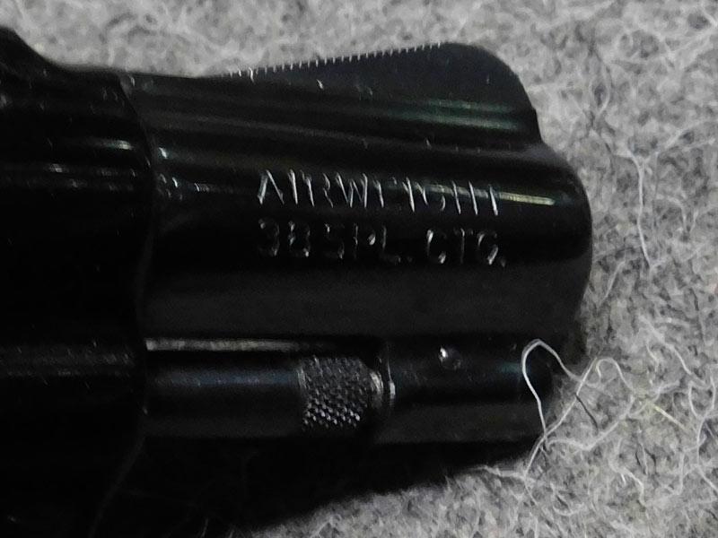 Revolver S&W 37 Airweight