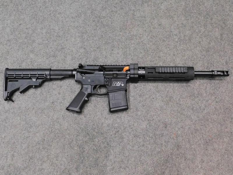 S&W M&P 15 Swat