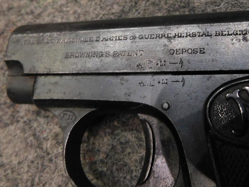 pistola F.N. 1906