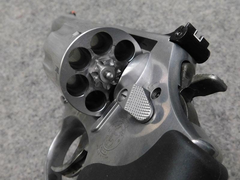"""revolver S&W 686 Plus 6"""""""