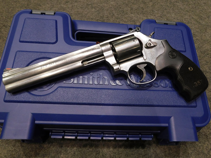 """revolver S&W 686 Plus 7"""""""