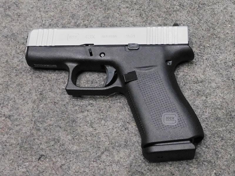 pistola Glock 43 X cal.9 x 21