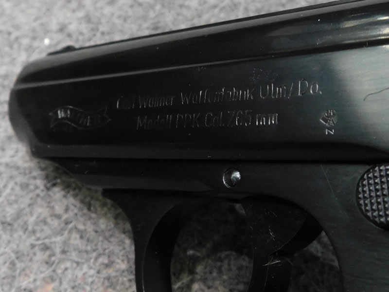 Walther PPK usata