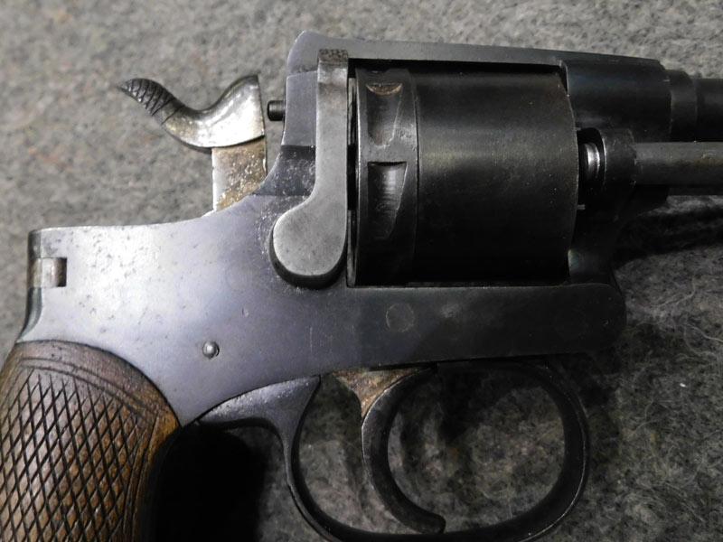 Rast Gasser M1898