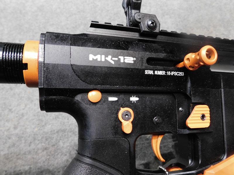 Derya MK 12 IPSC