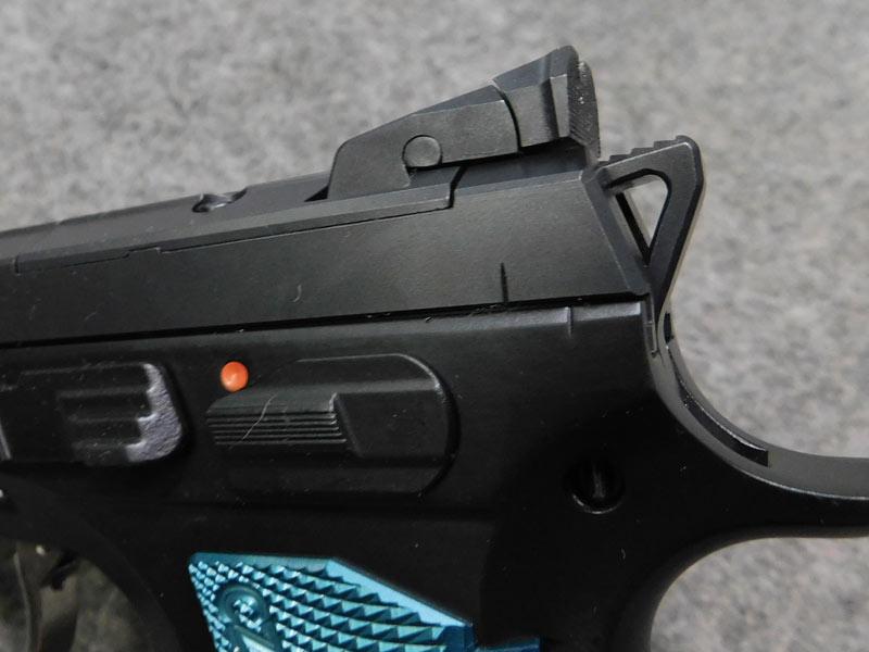 C.Z. Shadow 2 Optic Ready