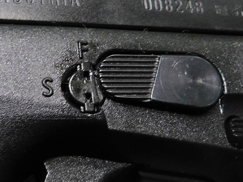 Pistola Steyr M40 usata