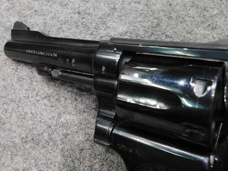 Smith & Wesson 15 usato