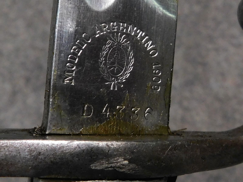 DWM 1909 Argentino