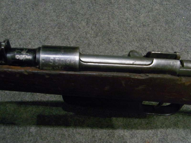 moschetto Carcano 91/38 cavalleria