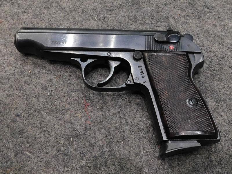pistola FEG Walam 48 calibro 9 corto