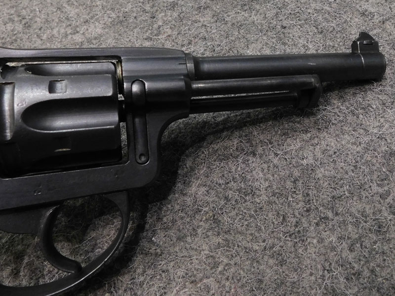 revolver svizzero 1929
