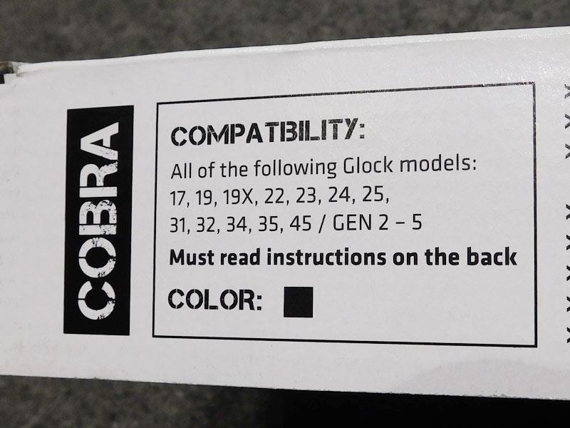 calciolo FAB Cobra
