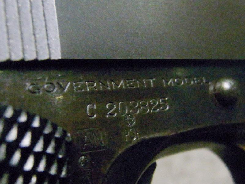 Colt 1911 455