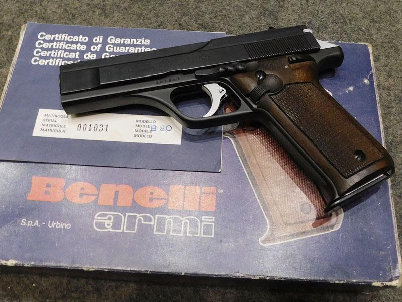 Benelli B80