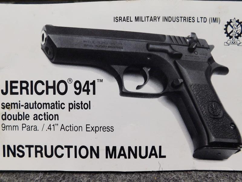 I.M.I. Jericho 941