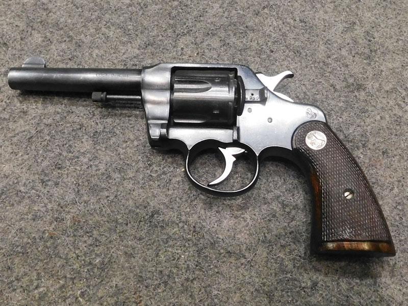 Colt New Navy 41 Colt