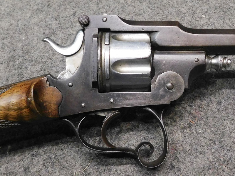 carabina revolver FN