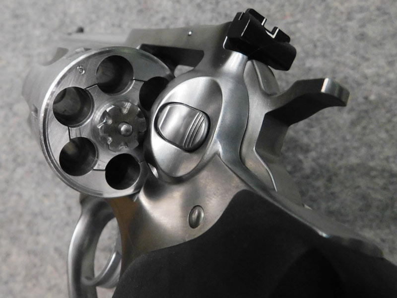 Ruger GP 100 usato