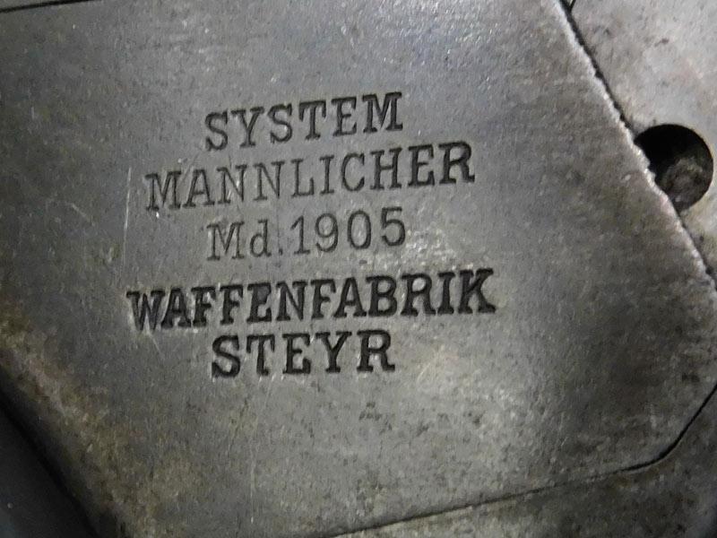 Steyr Mannlicher 1905