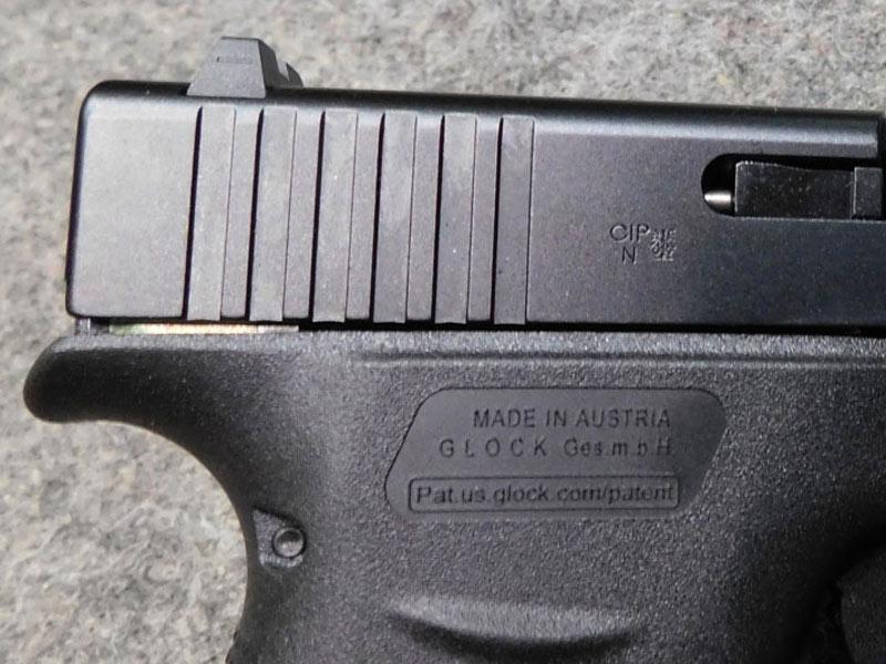 Glock 48 FS Rail