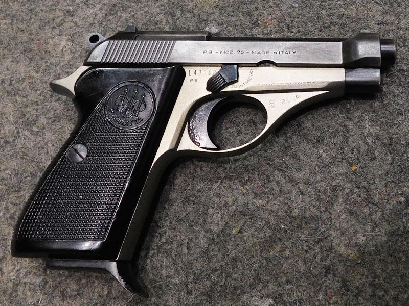 Beretta 70 Ergal