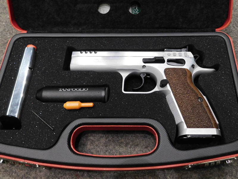 Tanfoglio Stock II new model
