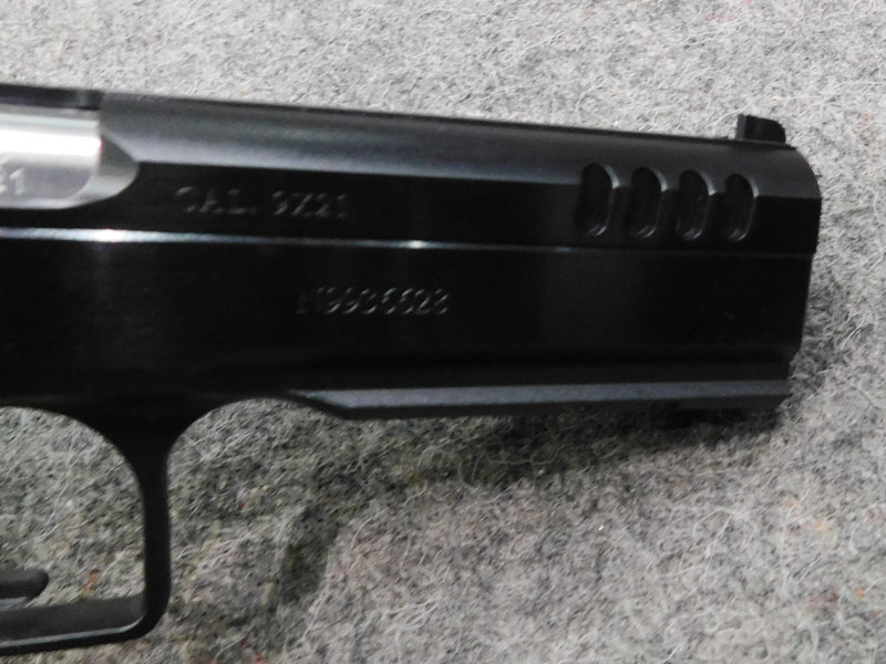 Tanfoglio Stock III new model