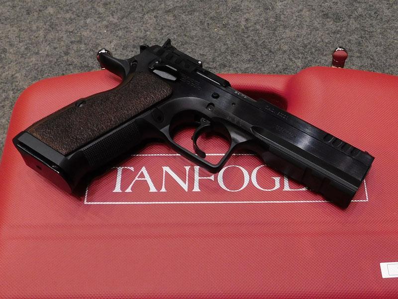 Tanfoglio Stock III new model