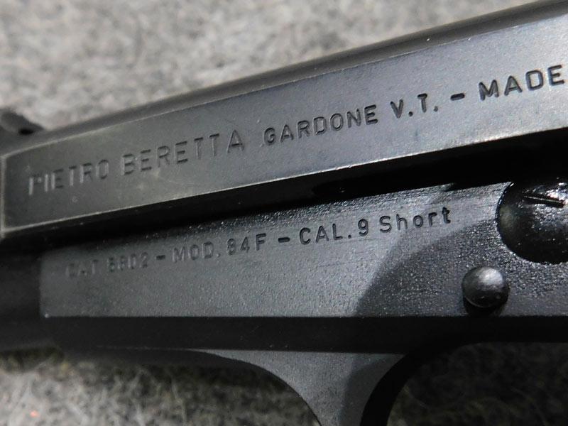 Beretta 84 F usata