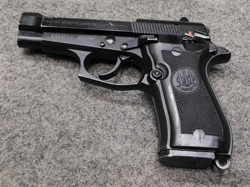 Beretta 84 FS usata