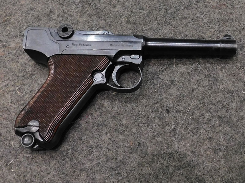 Erma Baby Luger