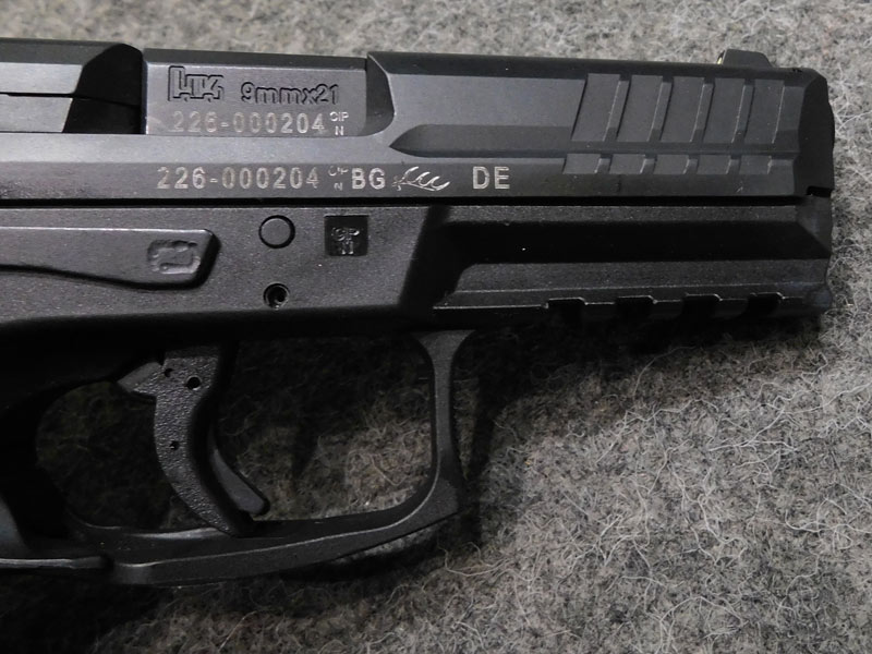 H&K SFP9 usata