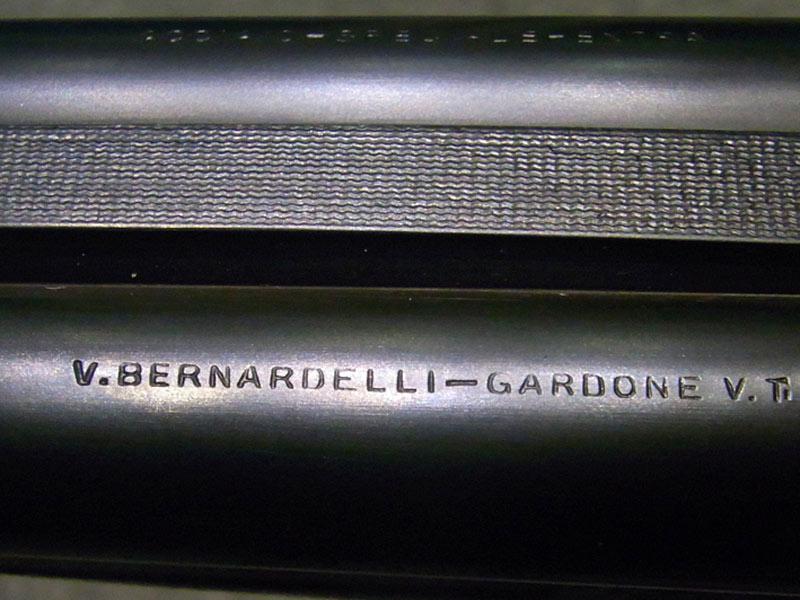 doppietta Bernardelli Brescia calibro 20