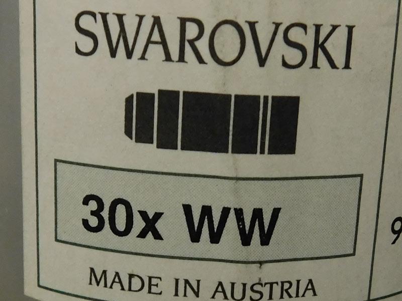Swarovsky 30x