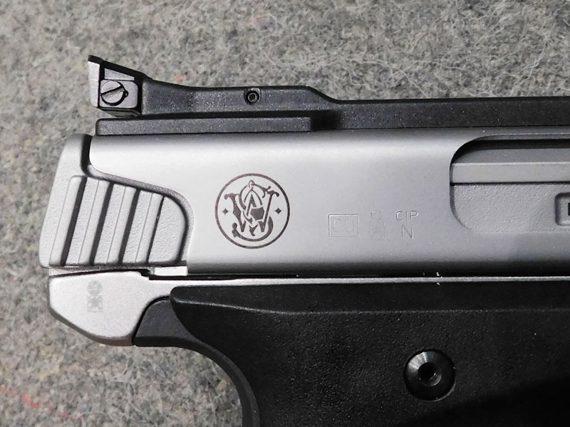 S&W 22 Victory