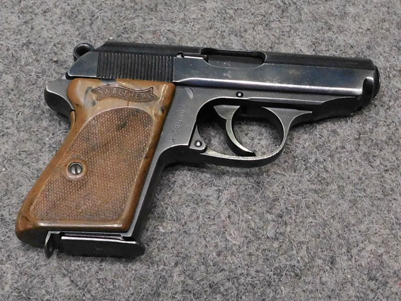 Walther PPK Zella Mehlis