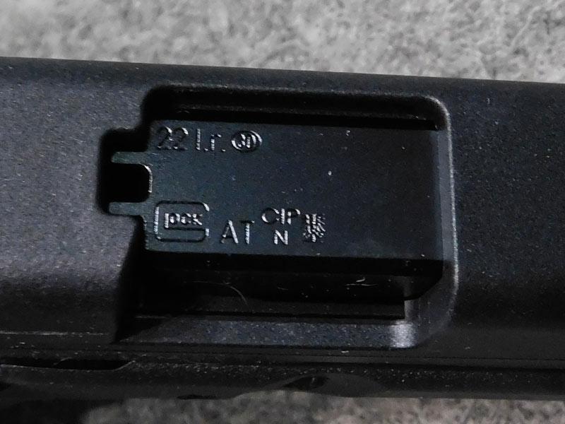 Glock 44 FS calibro 22 l.r.