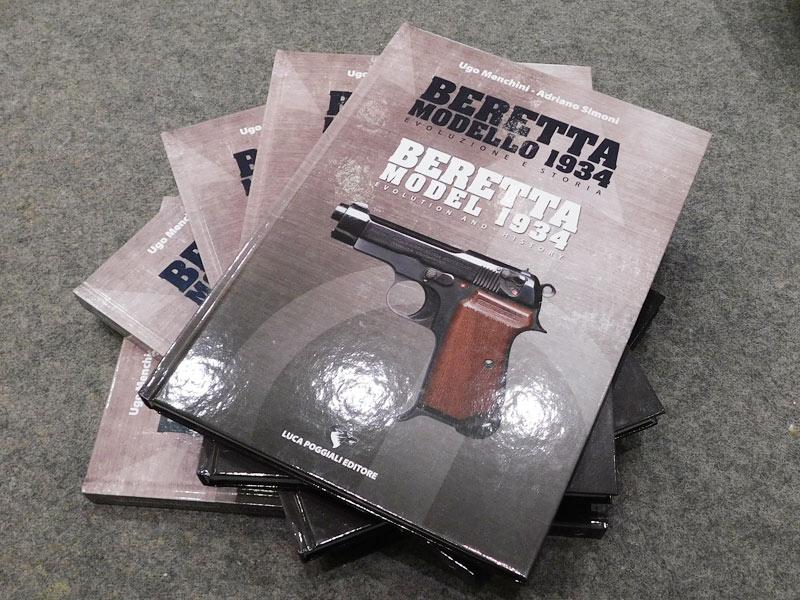 Libro Beretta 34
