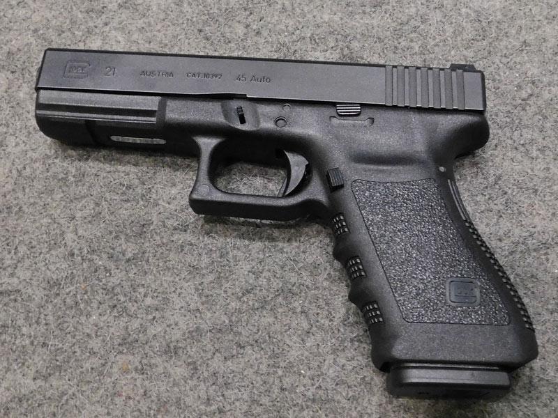 Glock 21 usata