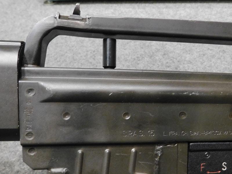 SPAS 15 MIL/S Polizia