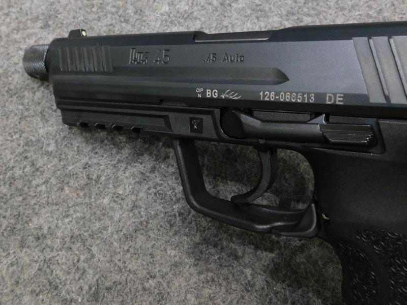 H&K 45 Tactical