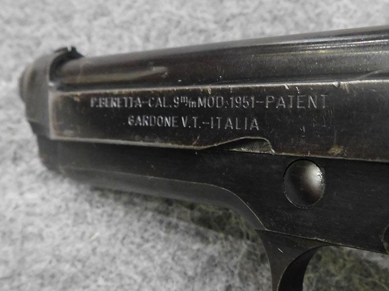 Beretta 951 Polizia
